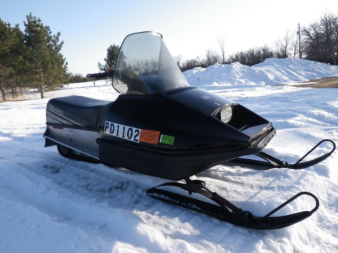 Windshield Polaris Star Snowmobile