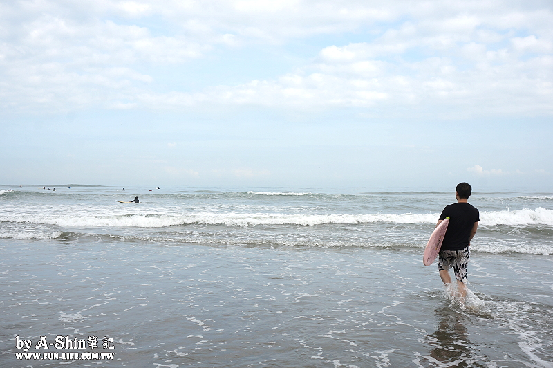 松柏港衝浪17