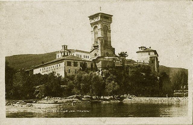 13 sv naum ohrid old 18 - St. Naum (Свети Наум) Monastery on Ohrid Lake, Macedonia
