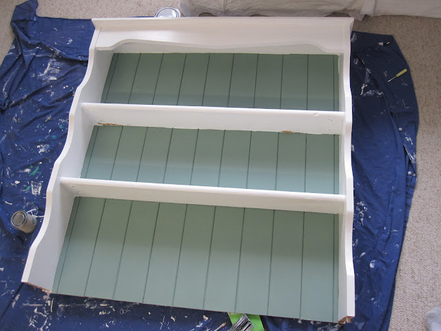 Another Piece of Charity-Shop Furniture gets a Revamp (6/6)