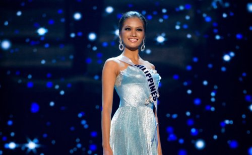 The Best of Philippines in Beauty Pageants in 2012 - Janine Tugonon