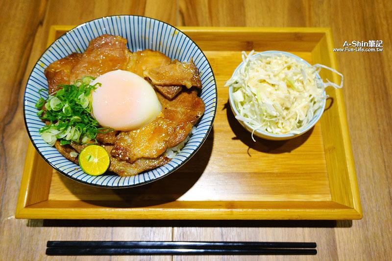 台中日式丼飯,滿燒肉丼食堂-1