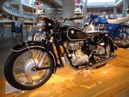 DSK motorcycle