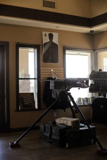 Boulder City Gun Club // Las Vegas Gun Range.
