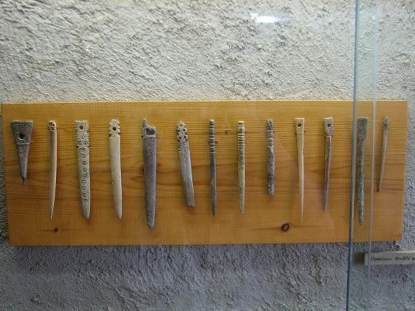 Новгородские берестяные грамоты