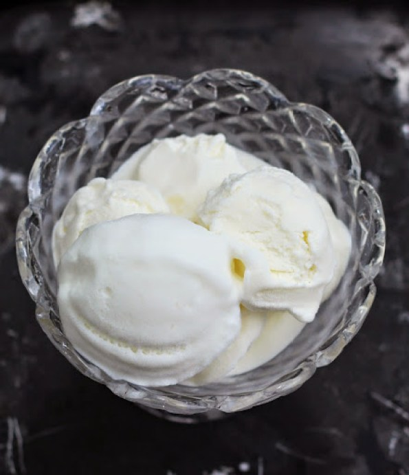 Basic vanilla ice cream recipe without ice cream machine how to make basic vanilla ice cream at home step by step pictorial art ccuart Image collections