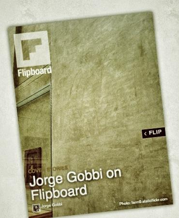Flipboard y las revistas con contenido propio