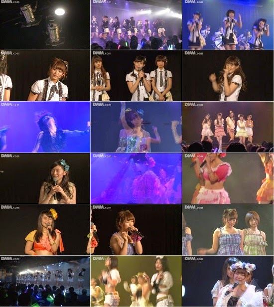 "(LIVE)(公演) SKE48 チームS ""制服の芽"" 山内鈴蘭の生誕祭 141218"