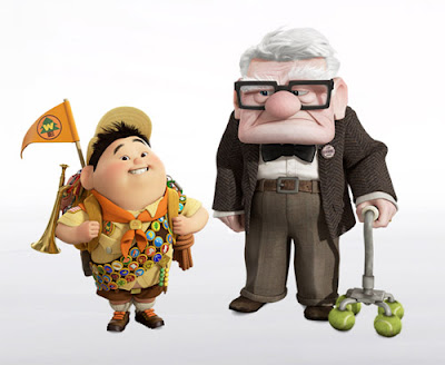 Russell und Carl in Cannes