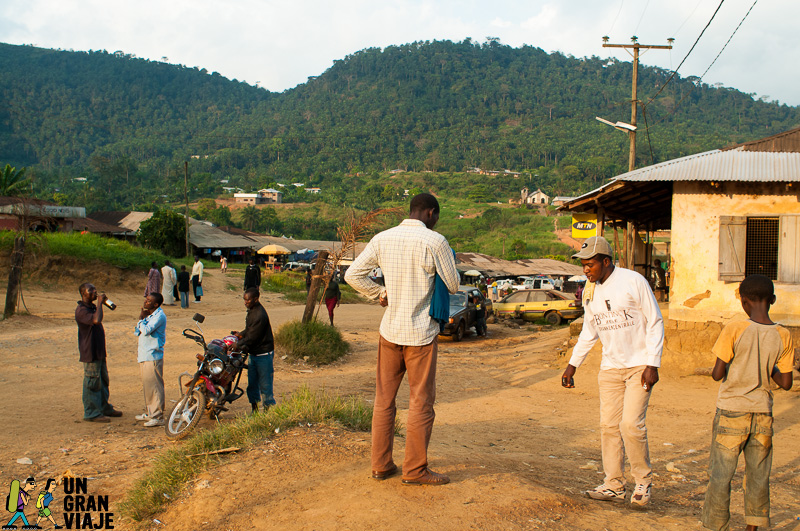 Camerún es uno de los países baratos de África