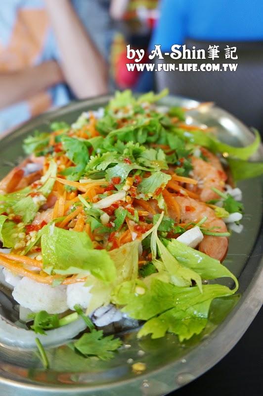 中興大學古坤卡泰式米食