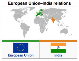 European Union - India Relations