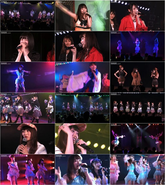 "(LIVE)(公演) AKB48 チーム4 ""アイドルの夜明け"" 公演 小谷里歩を送る会 150511 & 150518 & 150526 & 150528"