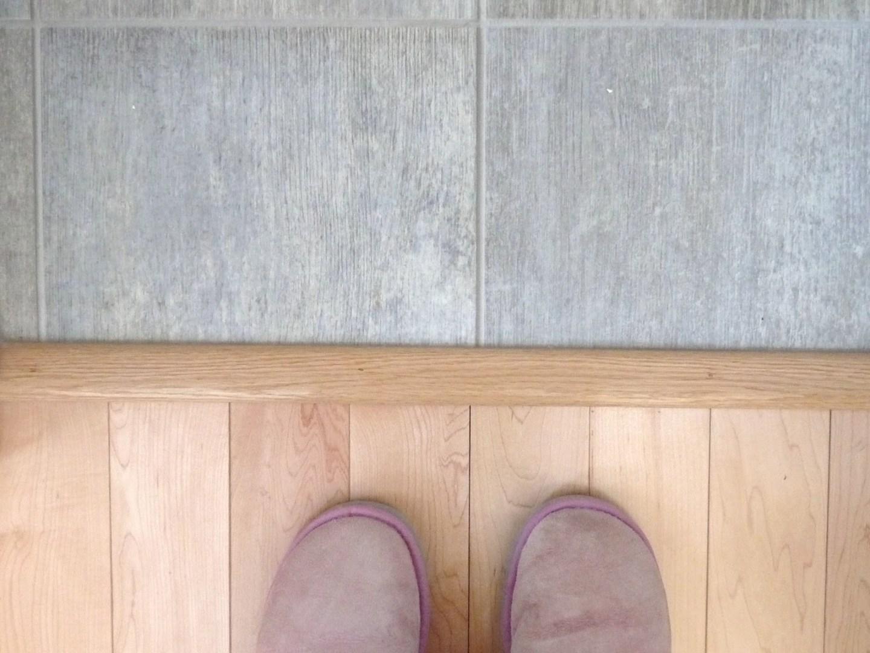 Choosing the right floor transition