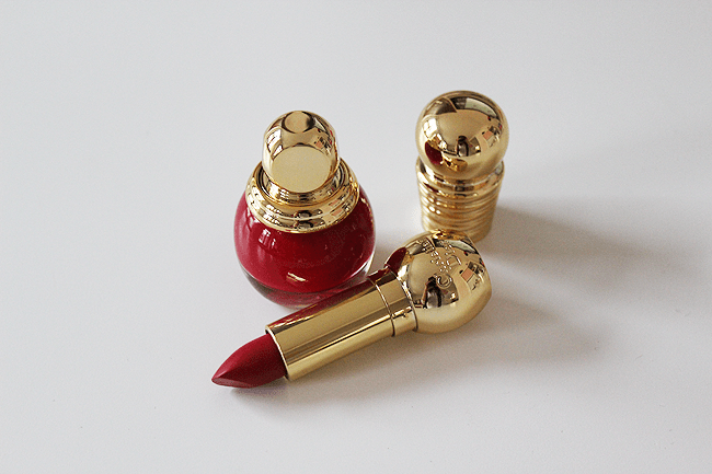 Dior Marilyn lips & nails (review)