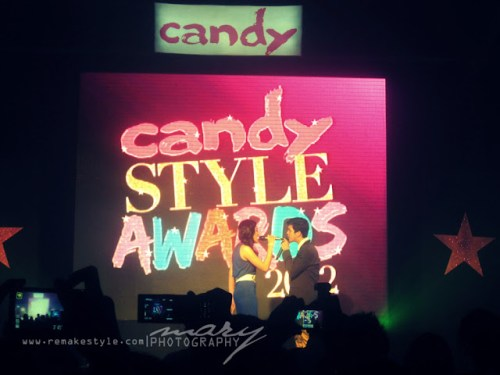 Candy Style Awards 2012 - Rockwell Tent, Makati City - May 4, 2012 - Julie Anne San Jose and Elmo Magalona - Julielmo - Juliemo
