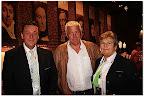 Jean-Claude Lagaisse met Patrick Lefevere en Gisele Debever