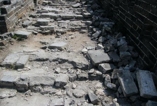 Excursión a la muralla china