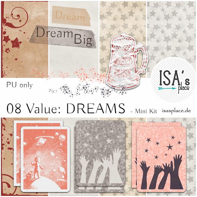 Values of Life Dreams