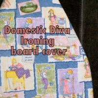 Domestic Diva Ironing board cover