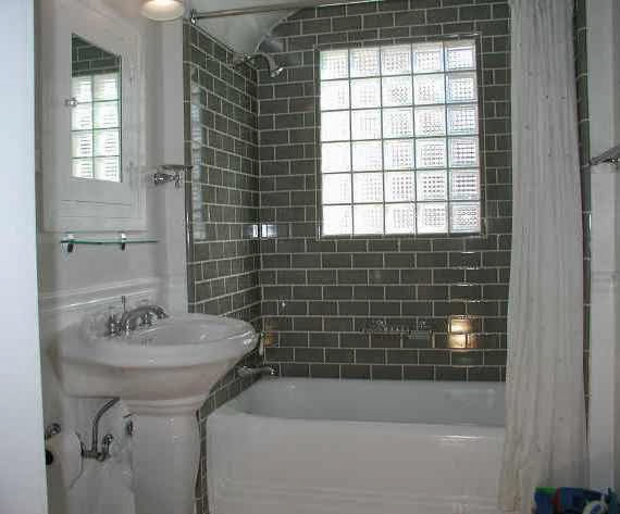 White Subway Tile Bathroom Ideas and Pictures on Bathroom Ideas Subway Tile  id=54373