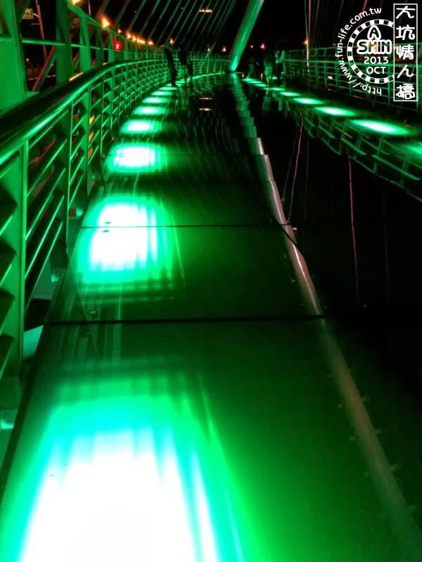 台中大坑情人橋