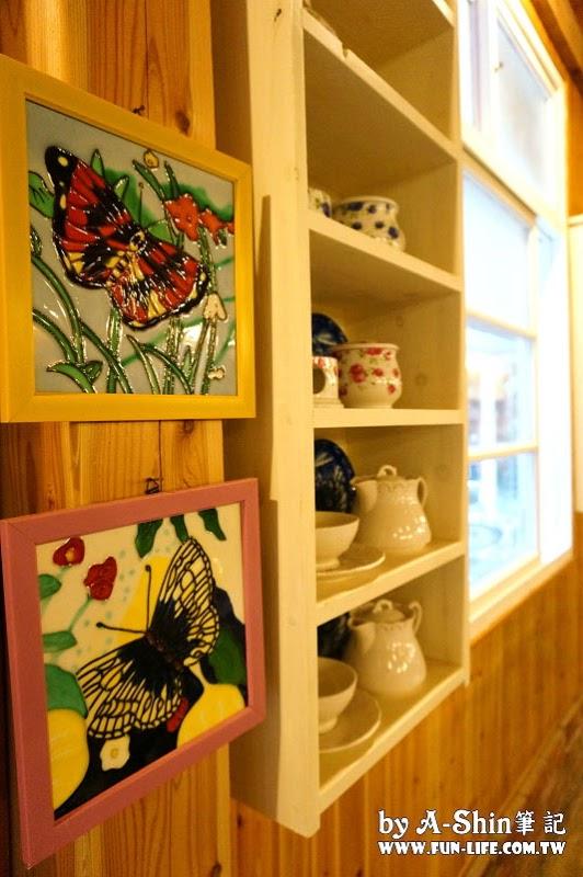 阿喜紫藤民宿下午茶花園-阿喜的店26