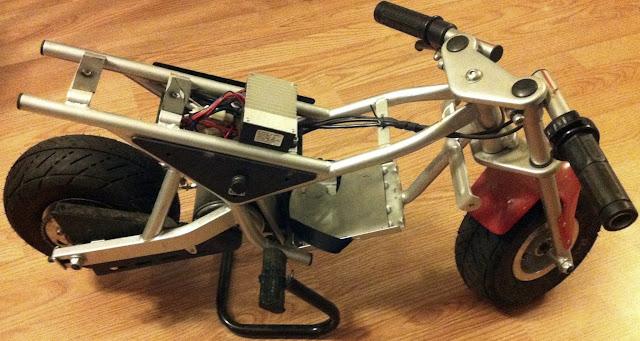 Razor Electric Pocket Rocket Battery