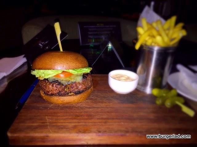 Playboy Club London Playboy Burger