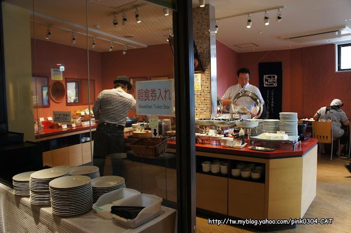 名古屋市*地產飯店早餐 - いらっしゃい
