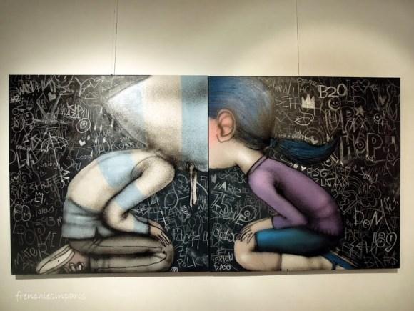 Expositions éphémères d'art contemporain à Paris en 2014 28