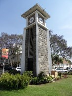 Arusha merkezi saat kulesi