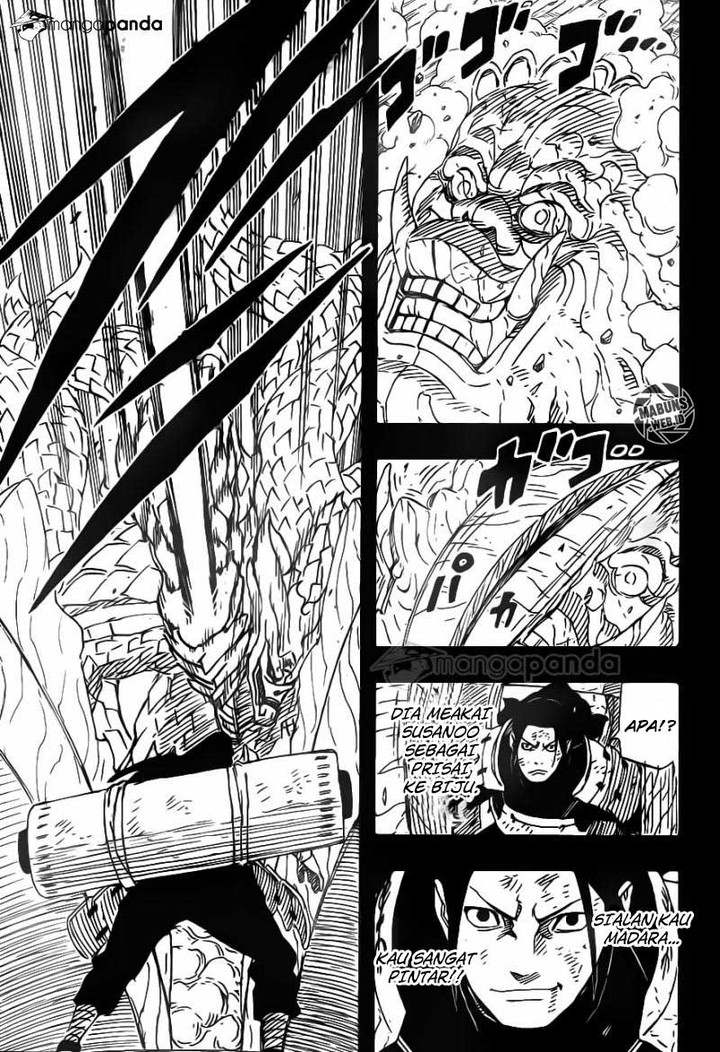 05 Naruto 621   Hashirama dan Madara