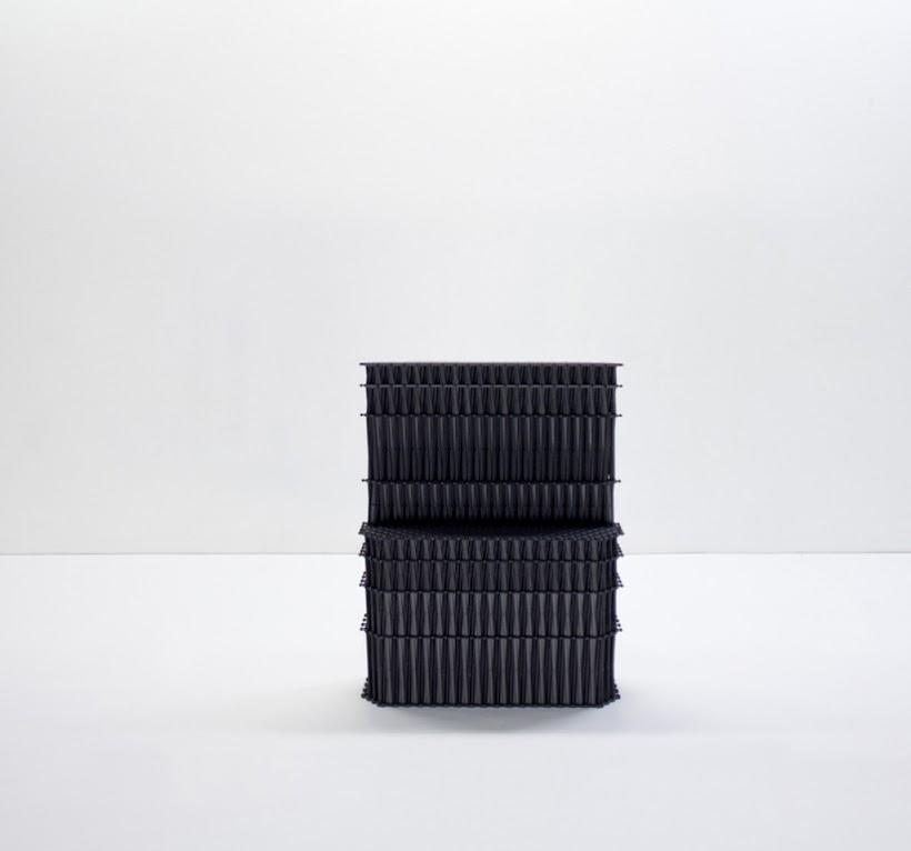 *伸縮自如沙發椅:XXXX_環保回收PET素材! 2