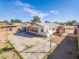 backyard for Short Sale in Glendale AZ