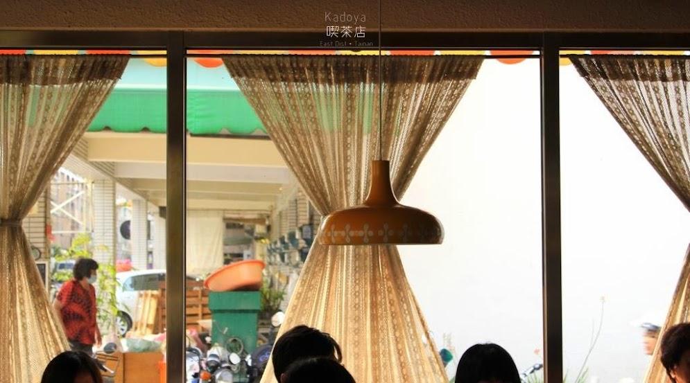 台南東區咖啡,Kadoya喫茶店-5