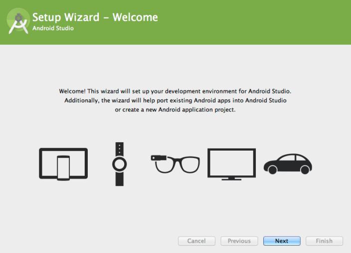 android studio 1.0