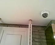 Dome Kamera Güvenlik Sistemi