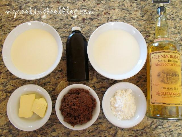 Карамелен крем с уиски