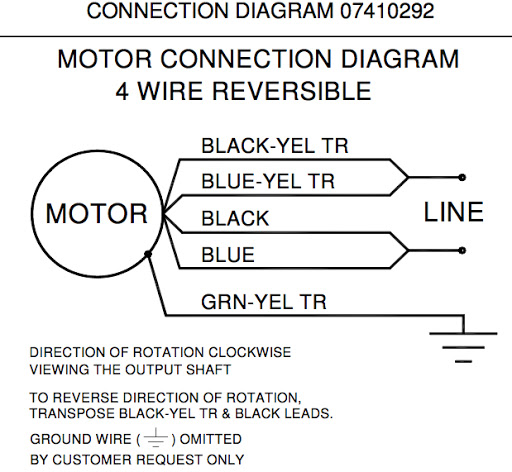 Motorized Mill Wiring