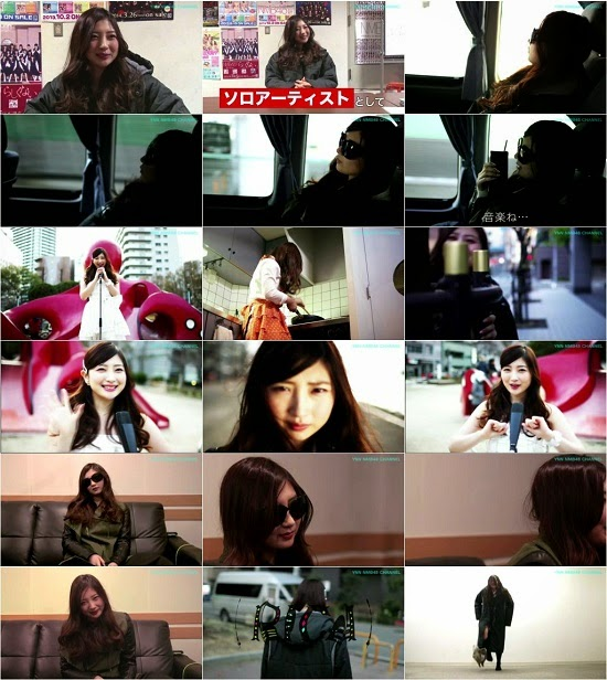 (TV-Variety)(720p) YNN [NMB48チャンネル] RICA 150522