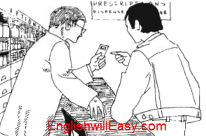 At a chemist shop – Situational Dialogues – How to say