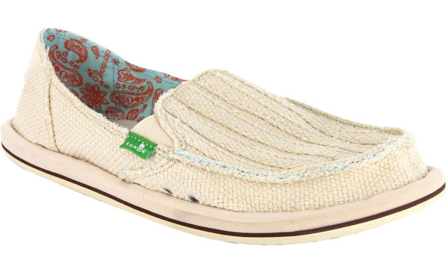 *SANUK 麻布直條鞋:變形蟲藏在細節裡! 4