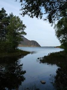 Ennerdale Water & Anglers Crag