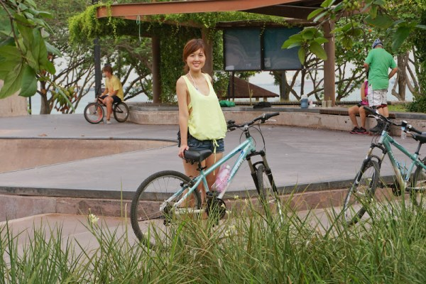 Singapore East Coast Park Bicycle