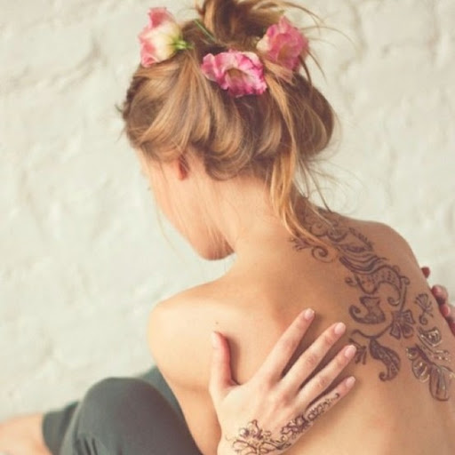 flower tattoo images
