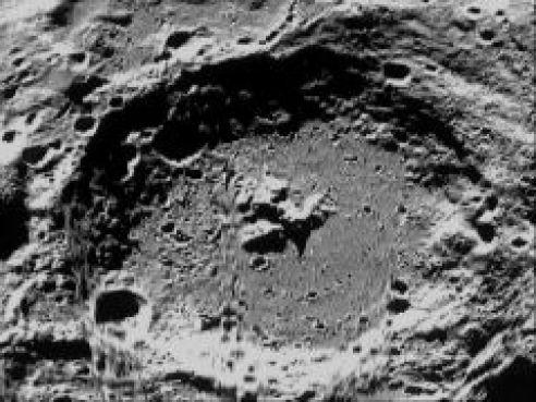 Resultado de imagen de cara oculta luna