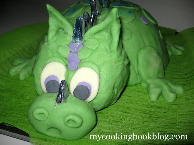 Торта Драконче