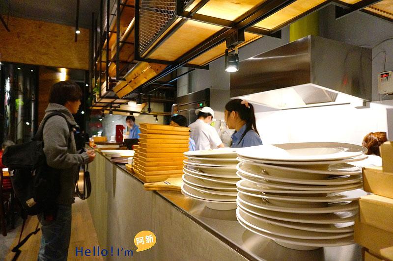 科博館餐廳,我喜歡義大利麵-2