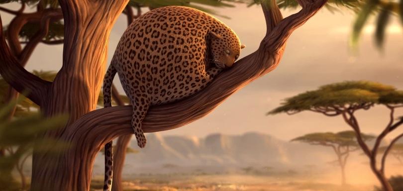 *非洲大草原野生「胖」動物:像顆彈力球Q彈有勁! 1